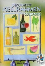 Dekorative Keilrahmen - Collagen