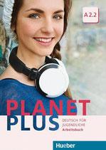 Planet Plus A2.2 Arbeitsbuch