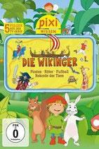 Pixi Wissen TV Die Wikinger (Pixi Conocimientos: Vikingos)