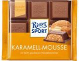 Ritter Sport chocolate relleno de crema de caramelo
