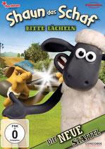 Shaun das Schaf Bitte Lächeln!
