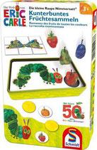 Kleine Raupe Nimmersatt: Kunterbuntes Früchtesammeln