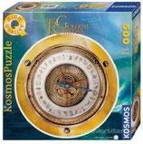 Der Goldene Kompass (Rund-Puzzle)
