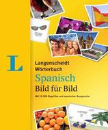 Langenscheidt Wörterbuch -Spanisch-                                              Bild für Bild-Bildwörterbuch