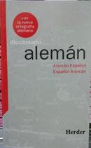 El Diccionario alemán.   Alemán-Español. Español-Alemán