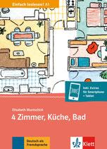 4 Zimmer, Küche, Bad. Wohnungssuche, Umug und Zusammenleben