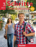 Schritte international Neu 3        (A2.1)