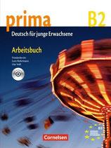 Prima B2 Arbeitsbuch mit Audio-CD