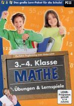3+4 Klasse Mathe Übungen & Lernspiele