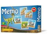 Memo Dinosaurier