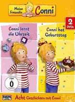 Conni lernt die Uhrzeit & Conni hat Geburtstag