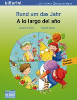 Rund um das Jahr / A lo largo del año   Deutsch-Spanisch