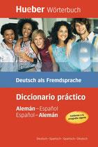 Hueber Wörterbuch Diccionario práctico.
