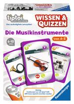 Wissen & Quizzen: Die Musikinstrumente
