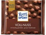 Ritter Sport chocolate con leche y avellanas