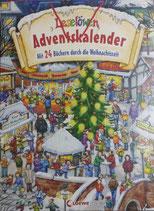 Calendario de Adviento con Libros  -  Leselöwen  Adventskalender