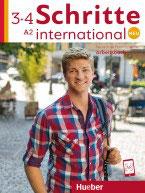 Schritte international Neu 3+4    (A2) Arbeitsbuch