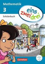 Eins, zwei, drei – Schülerbuch Klasse 3