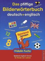 Das pfiffige Bildwörterbuch deutsch+englisch