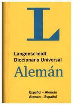 Diccionario Universal Alemán  Deutsch-Spanisch/Spanisch-Deutsch  Ed.2015