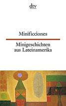 Minigeschichten aus Lateinamerika / Minificciones   #9475