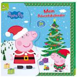 Calendario de Adviento con Libros  - Peppa Pig_Mein Adventskalender