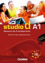 Studio D A1, deutsch als Fremdsprache