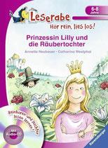 Prinzessin Lilly und die Räubertochter