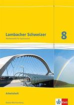 Lambacher Schweizer 8 Arbeitsheft