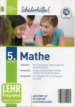 Mathe Schülerhilfe 5 Klasse