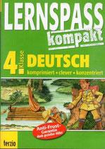 Lernpass Kompakt Klasse 4 Deutsch