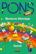 PONS Junior. Illustriertes Wörterbuch Deutsch.