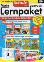Mein Lernpaket 1+6 Klasse Deutsch,Mathe,Englisch
