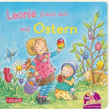 Leonie freut sich auf Ostern