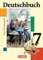 Deutschbuch 7 Schülerbuch
