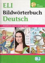 ELI Bildwörterbuch Deutschmit CD-ROM