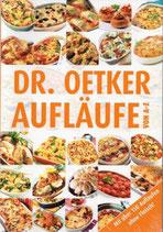 Dr. Oetker Aufläufe von A-Z
