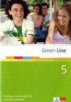 Greenline 5, workbook mit CD