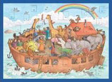 Calendario de Adviento  - Adventskalender Arche Noah
