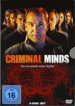 Criminal Minds - Die komplette erste Staffel (Mentes Criminales, Primera temporada)