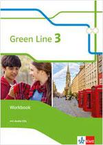 Green Line 3 Workbook + CD