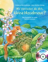 Wo versteckst du dich, kleine Haselmaus?