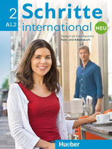 Schritte international Neu 2        (A1.2)