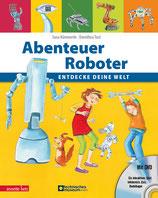 Abenteuer Roboter-Entdecke deine Welt- (mit DVD)