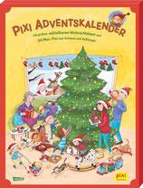 Calendario de Adviento con Libros  - Pixi Adventskalender