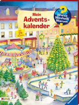 Calendario de Adviento con Libros  -  Wieso_Weshalb_Warum_Mein Adventskalender