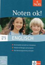 Noten Ok! Englisch 5+7 Klasse