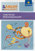 Zahlen Werkstatt-Lieder für den Mathematikunterricht 1-4Klasse