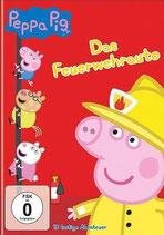 Peppa Pig -Das Feuerwehrauto-