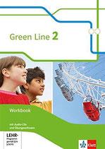 Green Line 2 Workbook + CD